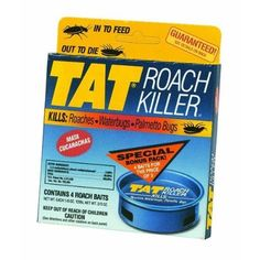 Walco Linck TR424 4PK TAT Roach Trap Bait -- Continue to the product at the image link.