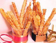 Still Finding Cash: Cheese Straws - Recipe