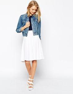 Enlarge ASOS Circle Skirt in Jersey