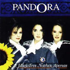 Caratula Frontal de Pandora - Hace Tres Noches Apenas