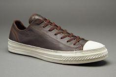 Converse Chuck Taylor All Star LP II - Mens Select Footwear - Chocolate-Egret