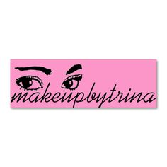 makeup artist business beautiful eyes Double-Sided mini business cards (Pack of Make your own business card with this great design. All you need is to add your info to this template. Click the image to try it out! Beauty Business Cards, Makeup Artist Business Cards, Make Your Own, How To Make, Beautiful Eyes, Template, Mini, Prints, Image