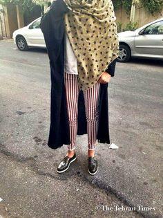 Tehrani Street Style Fashion | Iran