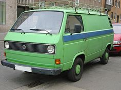 TheVolkswagen Type 2 (T3), also known as theT25, orVanagonin theUnited States, was one of the last new Volkswagen platforms to use anair-cooled engine. TheVolkswagen air-cooled enginewas succeeded by awater-cooledboxer engine(stillrear-mounted) in 1983.