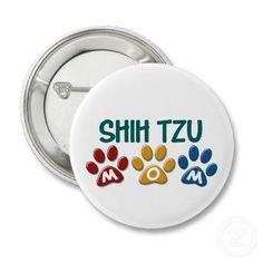 Proud Shih Tzu Mom