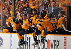 Predators are off to the Second Round of the 2012 Stanley Cup Playoffs! Where they are turning out to be food for the Coyotes.....