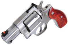 Real Guns - Ruger's Redhawk Eight Shot 357 Magnum Part I