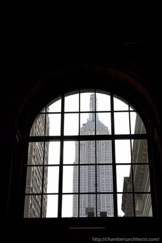 View of Empire State Building from New York Public Library - See more at: http://chambersarchitects.com/blog/13-historical-design/208-chambers-architects-visits-a-new-york-beaux-arts-masterpiece.html#sthash.SMijukhN.dpuf And take a look at more photos like this at: http://chambersarchitects.com/blog.html Also, read a colorful, picture filled article on New York City's Graffiti at: http://chambersarchitects.com/blog/6-travel/123-roadside-attractions-graffiti-or-art.html