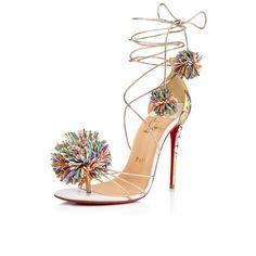 98421eff10b Starouchi 100 Version Multi Tissu Kyoto - Women Shoes - Christian Louboutin