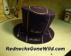 Crown Royal Top Hats