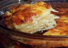 Cheesy Potato Pan