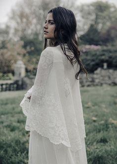 robe de mariee Laure de Sagazan collection 2017 bridal 44