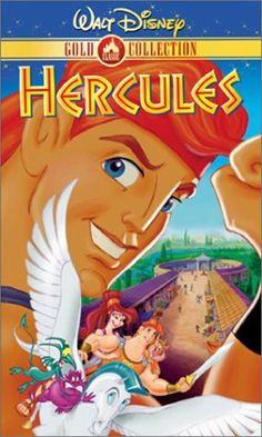 Hercules....one of my fave Disney movies :)