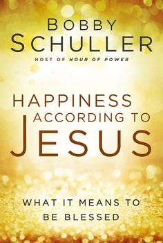 Stop waiting to live. No matter how great the suffering of life, anyone can have real happiness by living in the shepherding of Jesus. - Bobby Schuller #quote #bobbyschuller #happinessaccordingtojesus