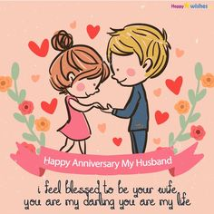56 ideas birthday wishes for husband love cards anniversary quotes Happy Anniversary To My Husband, Happy Wedding Anniversary Wishes, Anniversary Quotes Funny, Birthday Wish For Husband, Birthday Wishes Quotes, Marriage Anniversary, Husband Love, My Husband Quotes, Anniversary Greetings