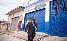 Gideões Canguçu/RS: Comovente história do pastor que abriu uma igreja ...