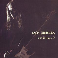ANDY TIMMONS /Hard Rock/Guitar Virtuoso - Hammer World