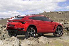 Lamborghini new SUV