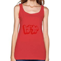 Womens BakaFool In Japanese Vest Tank * Want to know more, click on the image.