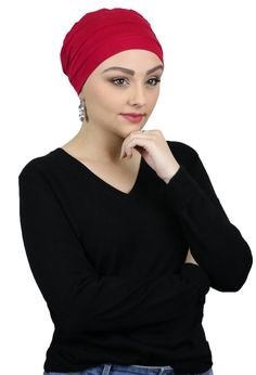 10a34896a25 Bamboo 3 Seam Turban Chemo Cap   Sleep Cap For Cancer Headwear. Hats  Scarves and More