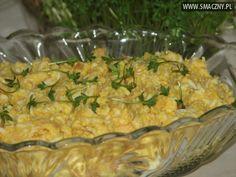 Dietetyczna pasta z łososiowych brzuszków na Wielkanoc - Przepisy kulinarne - Sprawdzone i smaczne