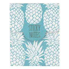 Mercato fold out sticky notes
