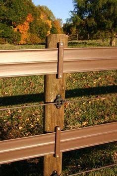 Centaur Cenflex Fence Pasture Fencing, Horse Fencing, Farm Fence, Dog Fence, Horse Barns, Rustic Fence, Horse Stalls, Horse Tack, Brick Fence