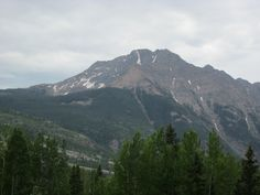 The beauty of Ouray, CO