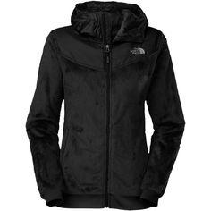 The North Face - Oso Hooded Fleece Jacket - Women's - Tnf Black/Tnf Black