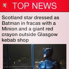In short, there's no way this is real life.   21 Photos That Prove Scotland Is A Fictional Country