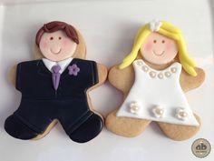 Galletas detalle boda | Alice Bakery
