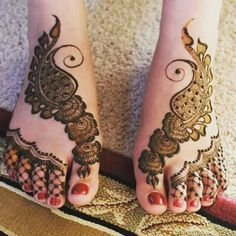 1541 Best Beautiful And Stylish Mehendi Design Of Arab Khaleeji And