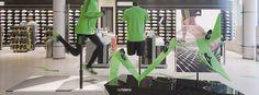 Sports Store | Retail Design | Shop Interior | Sports Display | brand communications / Adidas / OBA Kampagne 2010 | DART