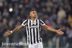 Juventus - Copenaghen 3-1 (secondo gol di Arturo)