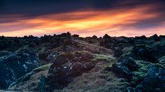 Búðahraun Lava Field | by dawvon