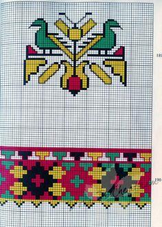 Gallery.ru / Фото #92 - Kereszteszemes Himzesmintak - Dora2012 (88 of 135)