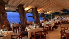 The Tides restaurant Barbados was voted second most popular Barbados restaurant in Barbados by Zagat in 2009