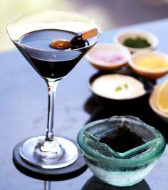 Caviar Motini 8 unusual cocktails