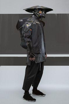 Streetwear x Cyberpunk Cyberpunk Mode, Cyberpunk Kunst, Cyberpunk Fashion, Fashion Goth, Cyberpunk Clothes, Fashion Women, Steampunk Fashion, Gypsy Fashion, Fashion Online