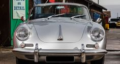 1964 Porsche 356-C Cabriolet - With engine and gearbox of 911