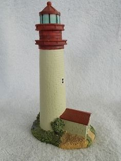 Scaasis Lighthouse Cape May New Jersey No box 3x8 Inches