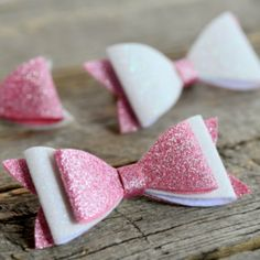 How to make hair bows for babies, teens and even yourself! So pretty!