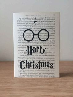 """This perfect pun. 17 Holiday Cards Every """"Harry Potter"""" Fan Needs Christmas Present Harry Potter, Funny Christmas Presents, Diy Christmas Cards, Xmas Cards, Christmas Humor, Diy Cards, Funny Holiday Cards, Harry Potter Karten, Cadeau Harry Potter"""