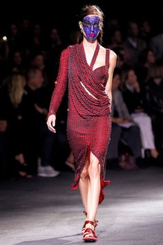 Givenchy   Spring 2014 Ready-to-Wear Collection   Style.com