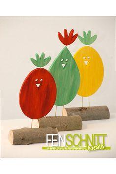 Laubsägevorlage aus der FEINSCHNITTkreativ Ausgabe 6. www.feinschnitt-kreativ.de (Outdoor Wood Crafts)