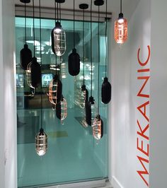 LBL Mekanic, a shop light with LED sophistication