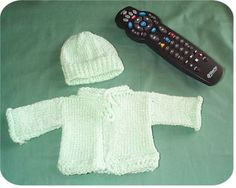 3 free preemie cap knitting patterns, machine, loom and hand