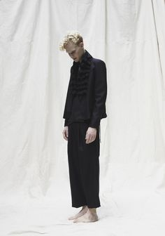 Christian L'Enfant-Roi S/S12 #fashion #Montreal