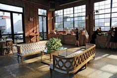12 new wedding reception venues, from barns to ballrooms to tiki bars.