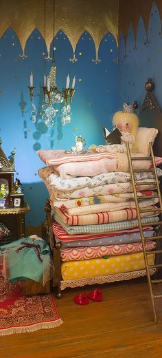 The princess and the pea | Flickr - Photo Sharing!